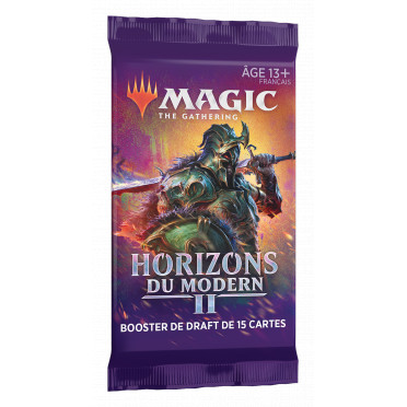 Magic The Gathering : Horizons du Modern 2 - Booster de Draft