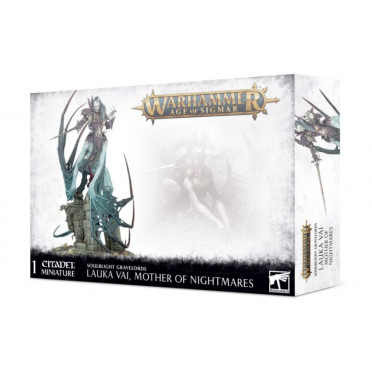 Age of Sigmar : Soulblight Gravelords- Lauka Vai, Mother of Nightmares