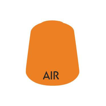 Citadel : Air - Pyroclast Orange Clear (24ml)