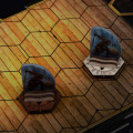 Socles pour Monstres LaserOx - Gloomhaven 1
