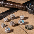 The Witcher Dice Set - Geralt - The White Wolf 2