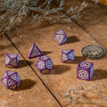 The Witcher Dice Set - Yennefer - Lilac and Gooseberries 2