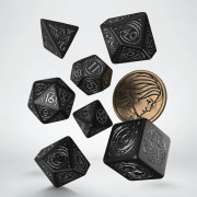 The Witcher Dice Set - Yennefer - The Obsidian Star