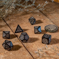 The Witcher Dice Set - Yennefer - The Obsidian Star 2