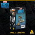 Marvel Crisis Protocol - Cable & Domino 0