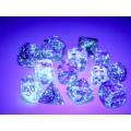 Set de 7 Dés JDR Chessex : Nebula 4