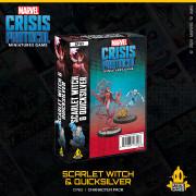 Marvel Crisis Protocol - Sin & Viper