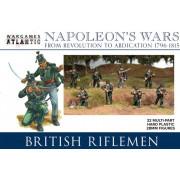 British Riflemen