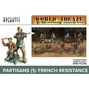 Partisans 1: French Resistance