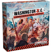 Zombicide 2nd Edition : Washington Z.C.