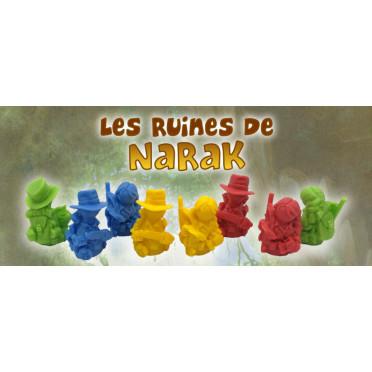 Twinples Les Ruines de Narak