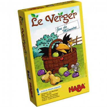 Verger (Le) - jeu de mémoire
