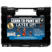 Reaper Master Series Paints: Learn to Paint Kit: Layer Up!