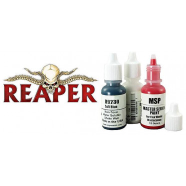 Reaper Master Series Paints Triads: Cool Greens