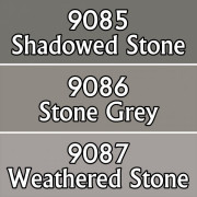Reaper Master Series Paints Triads: Stone Colors