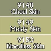 Reaper Master Series Paints Triads: Undead Skin Tones