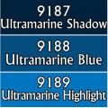 Reaper Master Series Paints Triads: Ultramarine Blues 0