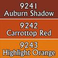Reaper Master Series Paints Triads: Lava Colors 1