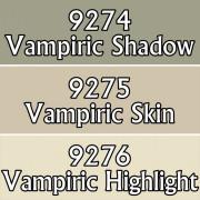Reaper Master Series Paints Triads: Vampiric Skintones Colors