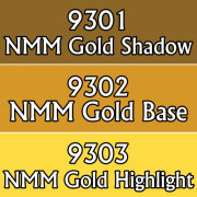 Reaper Master Series Core Colors Triad: NMM Gold Colors