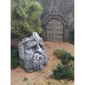 Ziterdes: Tête de Statue 3