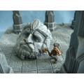 Ziterdes: Tête de Statue 6