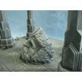 Ziterdes: Tête de Statue 7