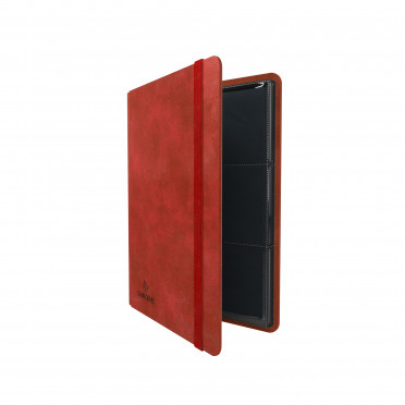 Prime Album 18-Pocket Rouge
