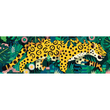 Puzzle Gallery - Leopard