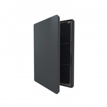 Zip-Up Album 18-Pocket Black