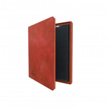 Zip-Up Album 24-Pocket Rouge