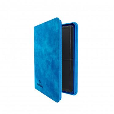 Zip-Up Album 8-Pocket Blue
