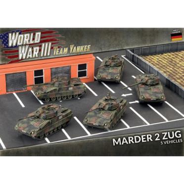 Team Yankee - Marder 2 Zug