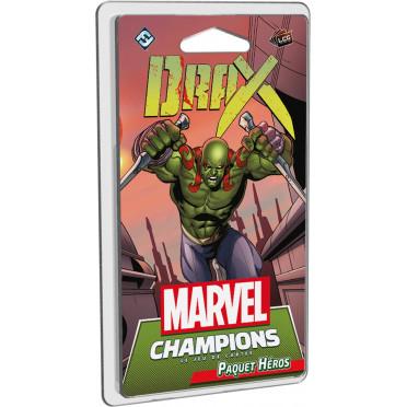 Marvel Champions : Le Jeu de Cartes - Drax