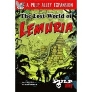 Pulp Alley: Tomb of the Serpent