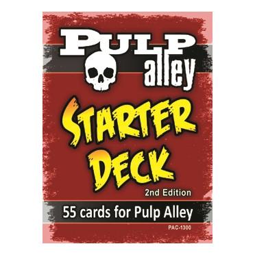 Pulp Alley: Starter Deck