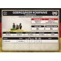 Team Yankee - Jäger Zug 6