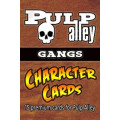 Pulp Alley: Character Cards - Sidekicks 0