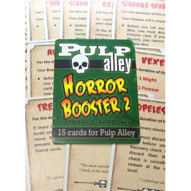 Pulp Alley: Horror Booster 2