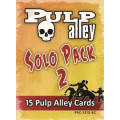 Pulp Alley: Solo Booster 0