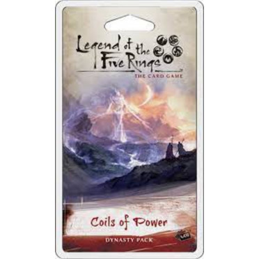 Legend of the Five Rings : The Card Game - Coils of Power