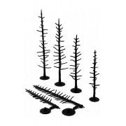 Woodland Scenics - Armatures (Pine) : 6-10 cm