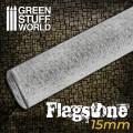 Rolling Pin Flagstone 15mm 0