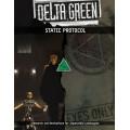 Delta Green - Static Protocol 0