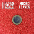 Micro Leaves - Red Mix 1