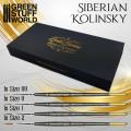 Gold Series : Set Pinceaux Premium 0