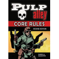 Pulp Alley: 2nd edition Hardcover Rulebook 0
