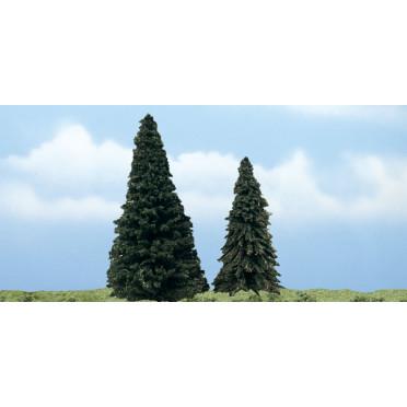 Woodland Scenics - 2x Evergreen