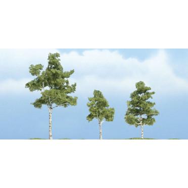 Woodland Scenics - 3x Paper Birch