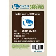 Swan Panasia - Card Sleeves Standard - 55x82mm - 160p